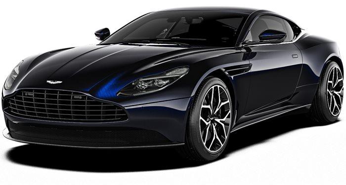 2018 Aston Martin DB11 Coupe V8 Coupe thumbnail