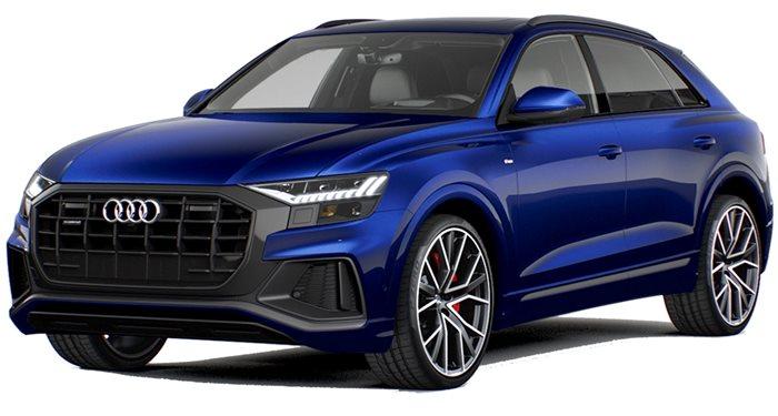 2019 Audi Q8 3.0 TFSI Premium thumbnail