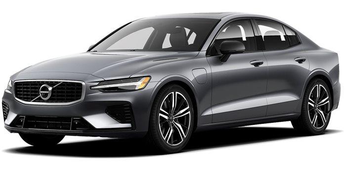 2019 Volvo S60 Plug-in Hybrid T8 R-Design eAWD Plug-In Hybrid thumbnail