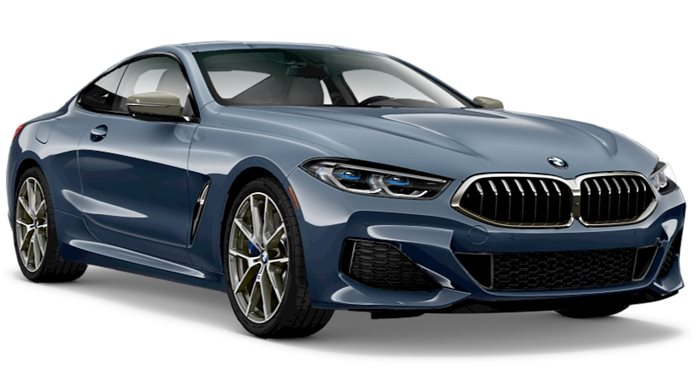 2019 BMW 8 Series Coupe M850i xDrive Coupe thumbnail