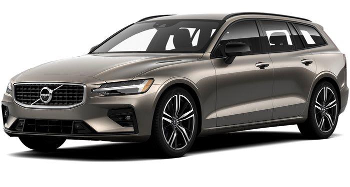 2019 Volvo V60 T6 Momentum AWD thumbnail