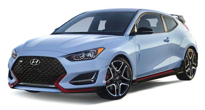 2019 Hyundai Veloster N N Manual thumbnail