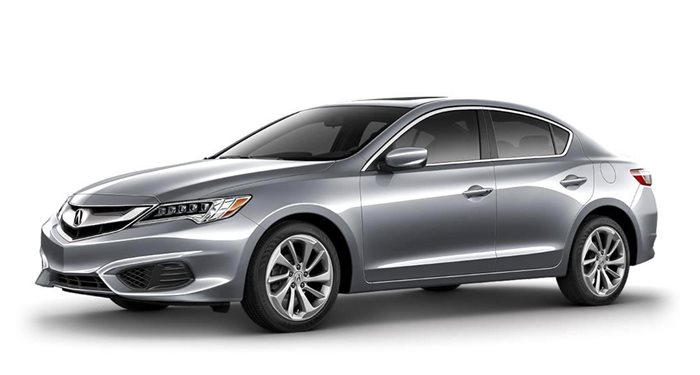 2018 Acura ILX Sedan with Technology Plus Package thumbnail