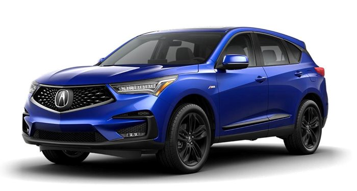 2017 Acura RDX FWD with Technology and AcuraWatch Plus Package thumbnail