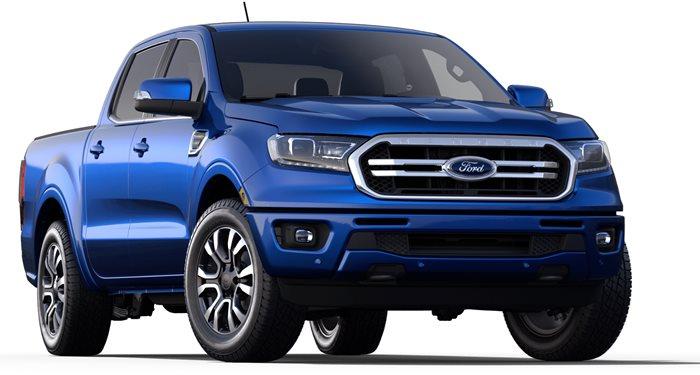 2019 Ford Ranger XL 2WD SuperCab 6' Box thumbnail