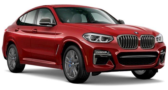 2019 BMW X4 xDrive30i thumbnail
