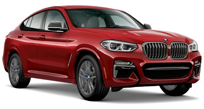 2019 BMW X4 M40i thumbnail