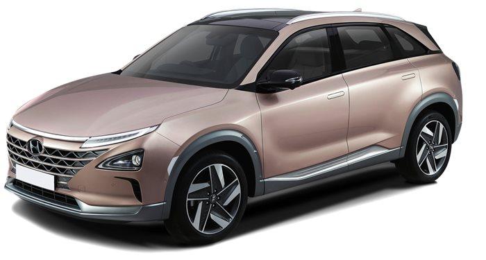 2019 Hyundai Nexo Blue FWD thumbnail