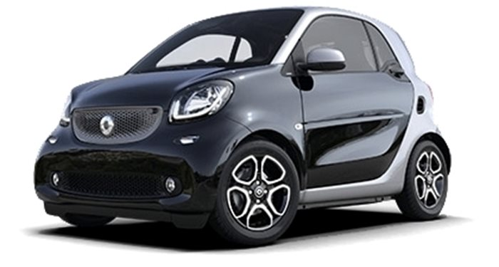 2017 smart fortwo Pure Coupe thumbnail