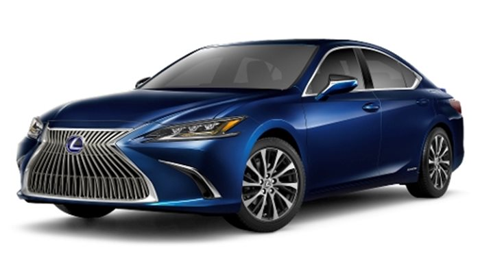 2019 Lexus ES 300h Ultra Luxury FWD thumbnail