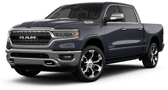 "2019 Ram 1500 Limited 4x2 Crew Cab 5'7"" Box thumbnail"