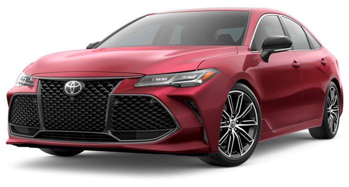 2019 Toyota Avalon XSE Sedan thumbnail