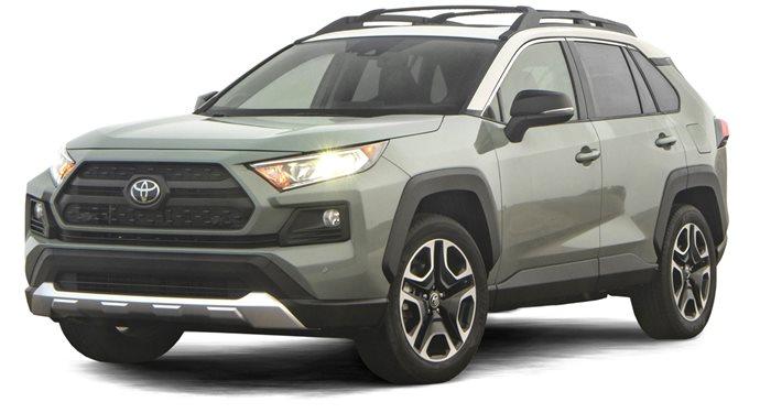 2019 Toyota RAV4 XLE FWD thumbnail