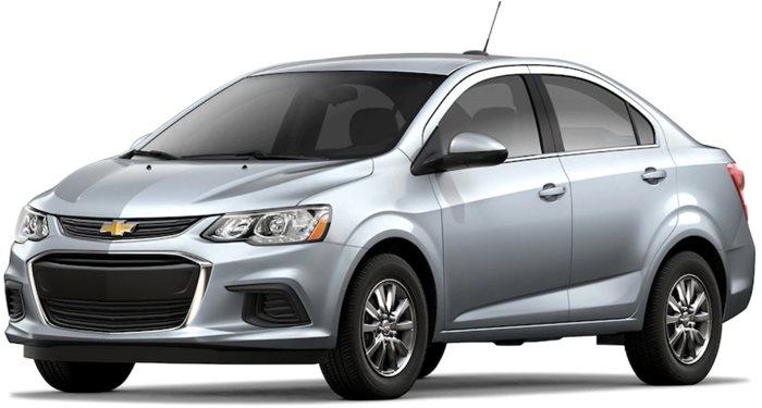 2019 Chevrolet Sonic Sedan Sedan Manual LT thumbnail