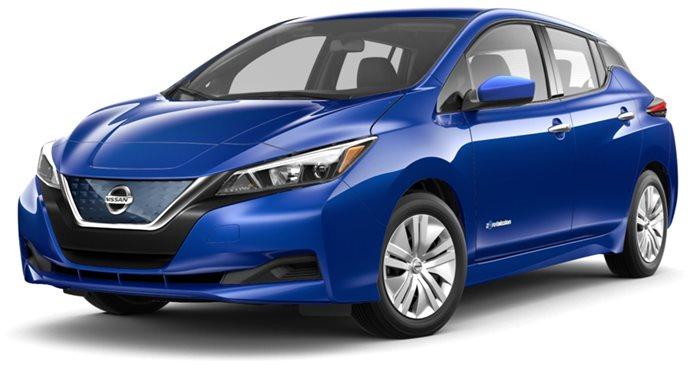 2018 Nissan Leaf SL Hatchback thumbnail
