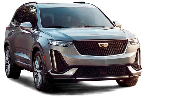 2020 Cadillac XT6 Sport AWD thumbnail
