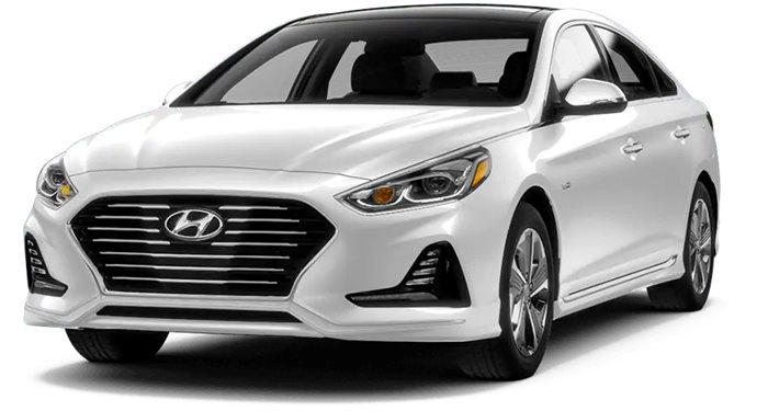 2018 Hyundai Sonata Hybrid Hybrid SE thumbnail