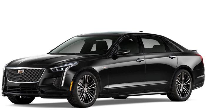 2019 Cadillac CT6-V V8 Sedan thumbnail