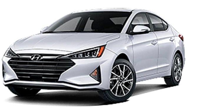 2019 Hyundai Elantra SE 2.0L Automatic thumbnail