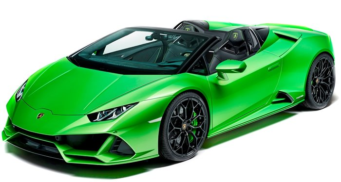 2020 Lamborghini Huracan Evo Spyder Review Review Trims Specs And