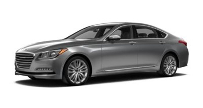2016 Hyundai Genesis 5.0L V8 RWD thumbnail