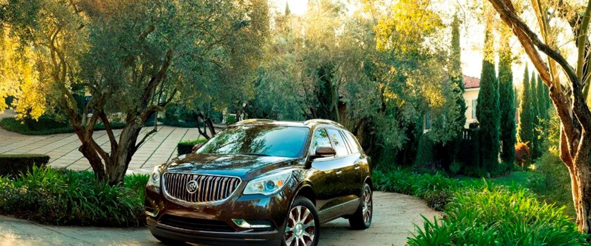 2017 Buick Enclave Suv Review Carbuzz