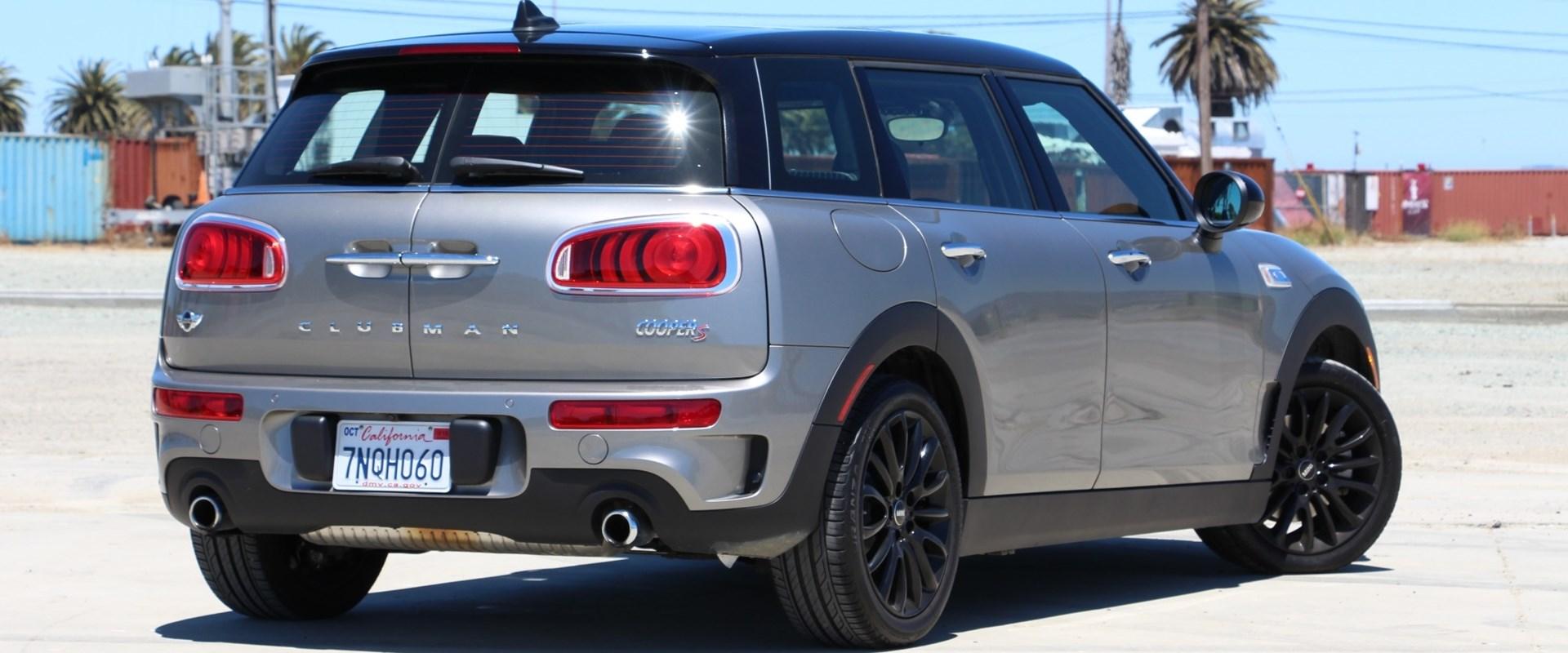 Mini mini cooper crossover : 2016 Mini Cooper Clubman S Review: The Car To Ditch Your Crossover ...