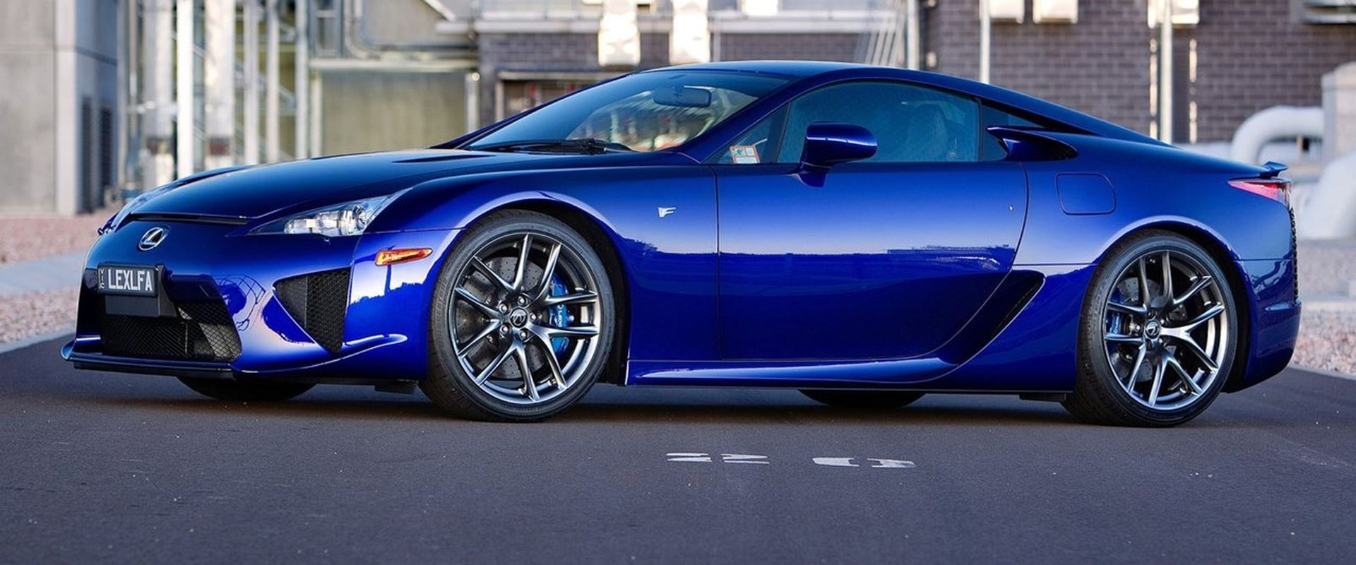 Lexus LFA Successor Is A Very Real Possibility - CarBuzz