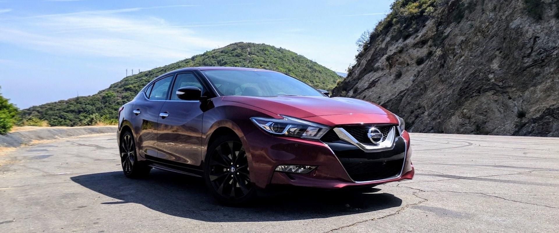 2017 Nissan Maxima Review: Almost A True Four Door Sports Car   CarBuzz