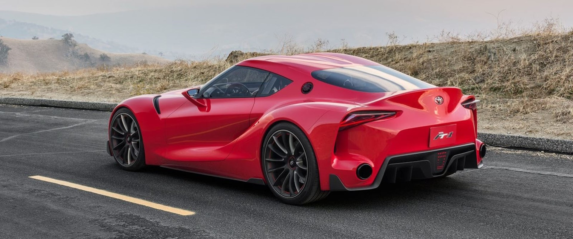 The Reborn Toyota Supra Coming To Geneva In Four Flavors Carbuzz