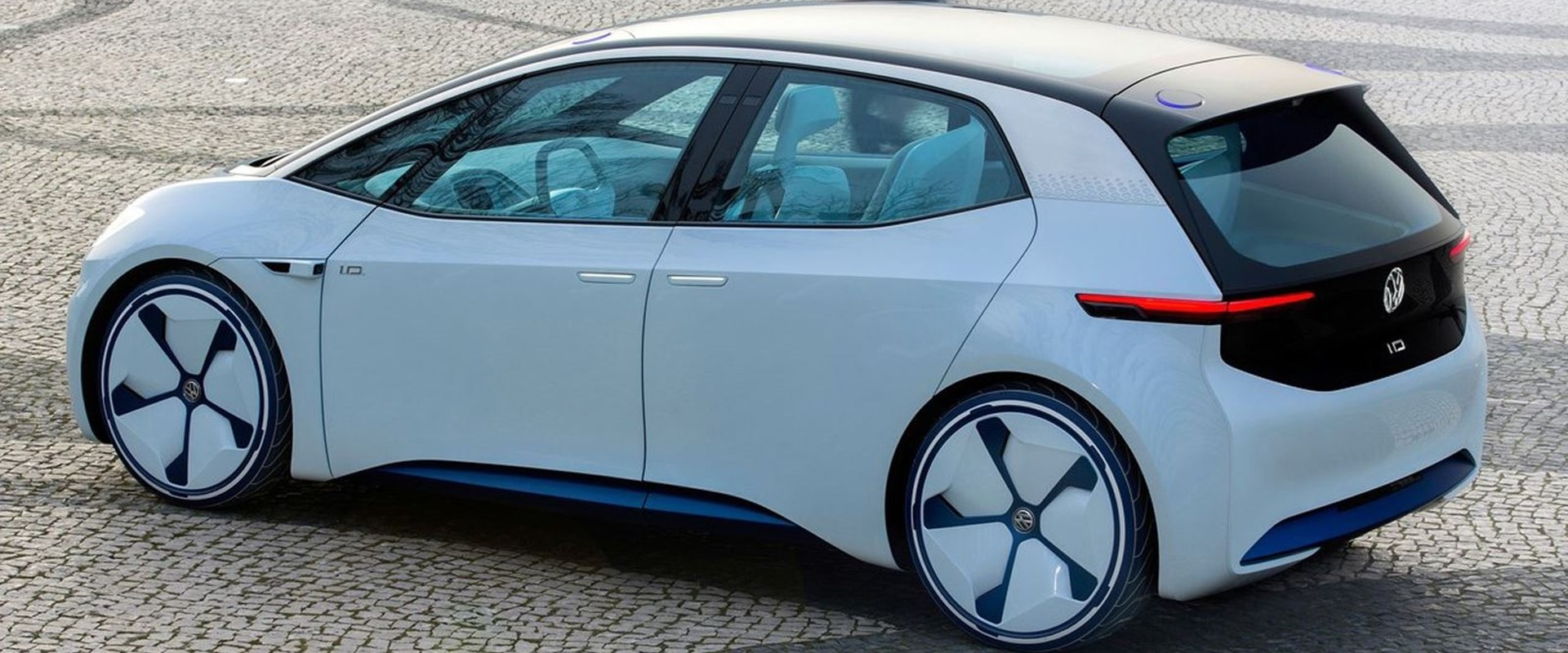 volkswagen to start building all-electric id hatchback in 2019