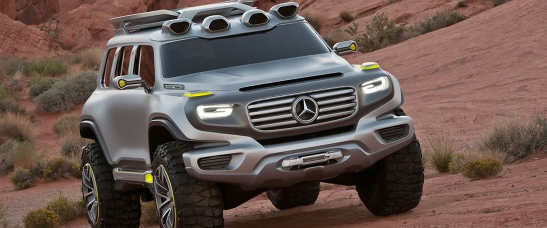 Is Mercedes Planning A Baby G Wagon? - CarBuzz
