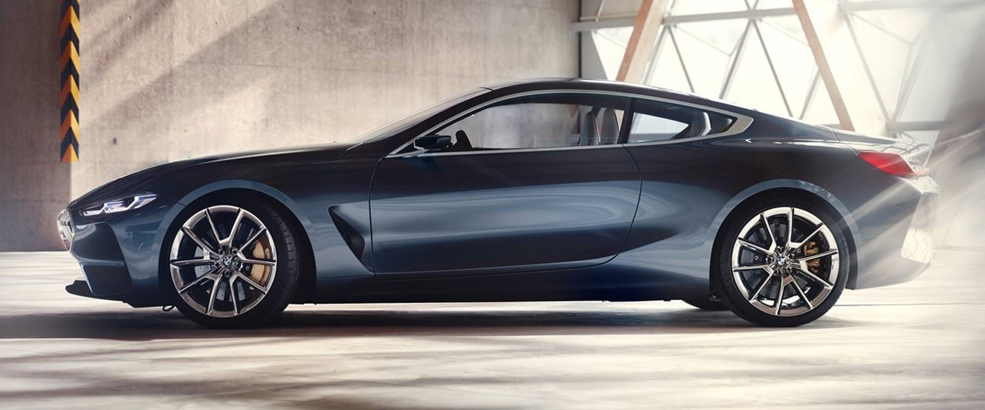 LEAKED: BMW 8 Series Photos Give Us First Look At Sexy Coupe - CarBuzz