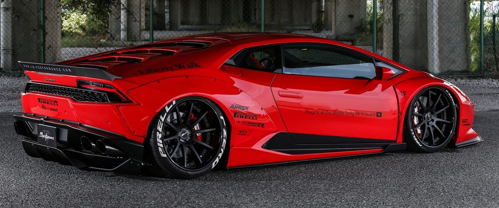 Honda Nsx Price >> 10 Liberty Walk Creations You're Going To Love Or Hate - CarBuzz