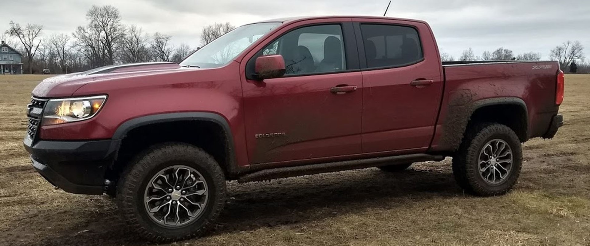 2018 Chevrolet Colorado Zr2 Test Drive Review It Begs To