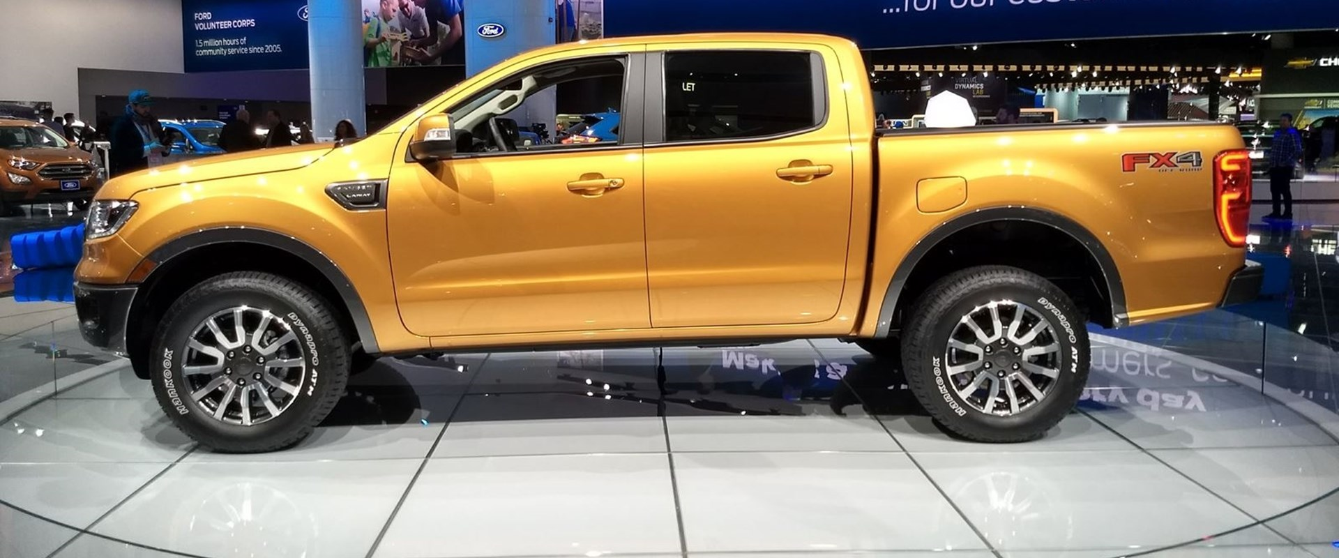 Kia Not Ruling Out Pickup Truck To Battle The New Ford