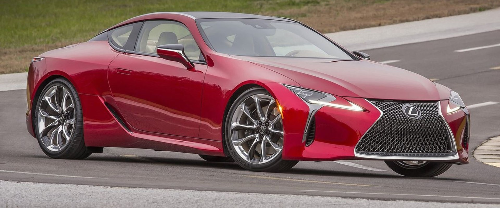Bold Styling Decisions: 2018 Lexus LC 500 - CarBuzz