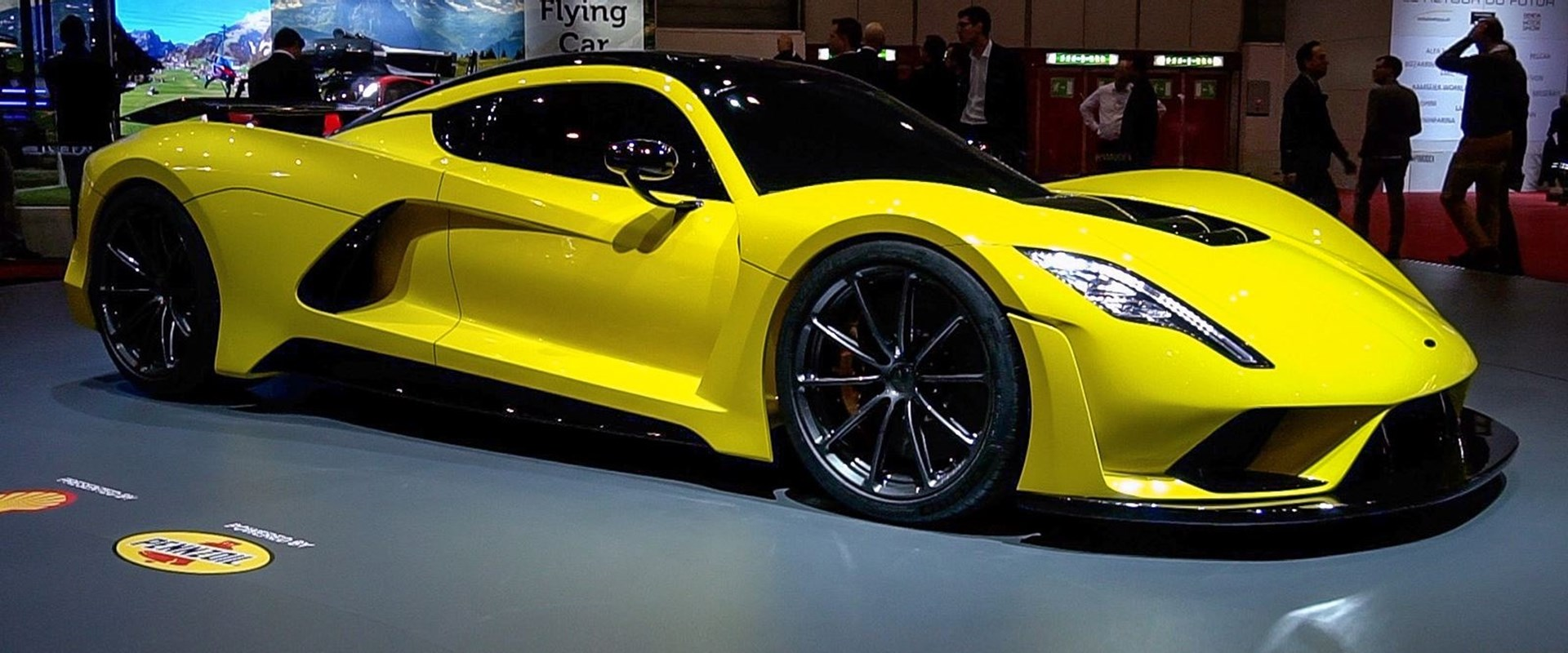 Hennessey Venom F5 Aiming For 311 Mph Top Speed Carbuzz