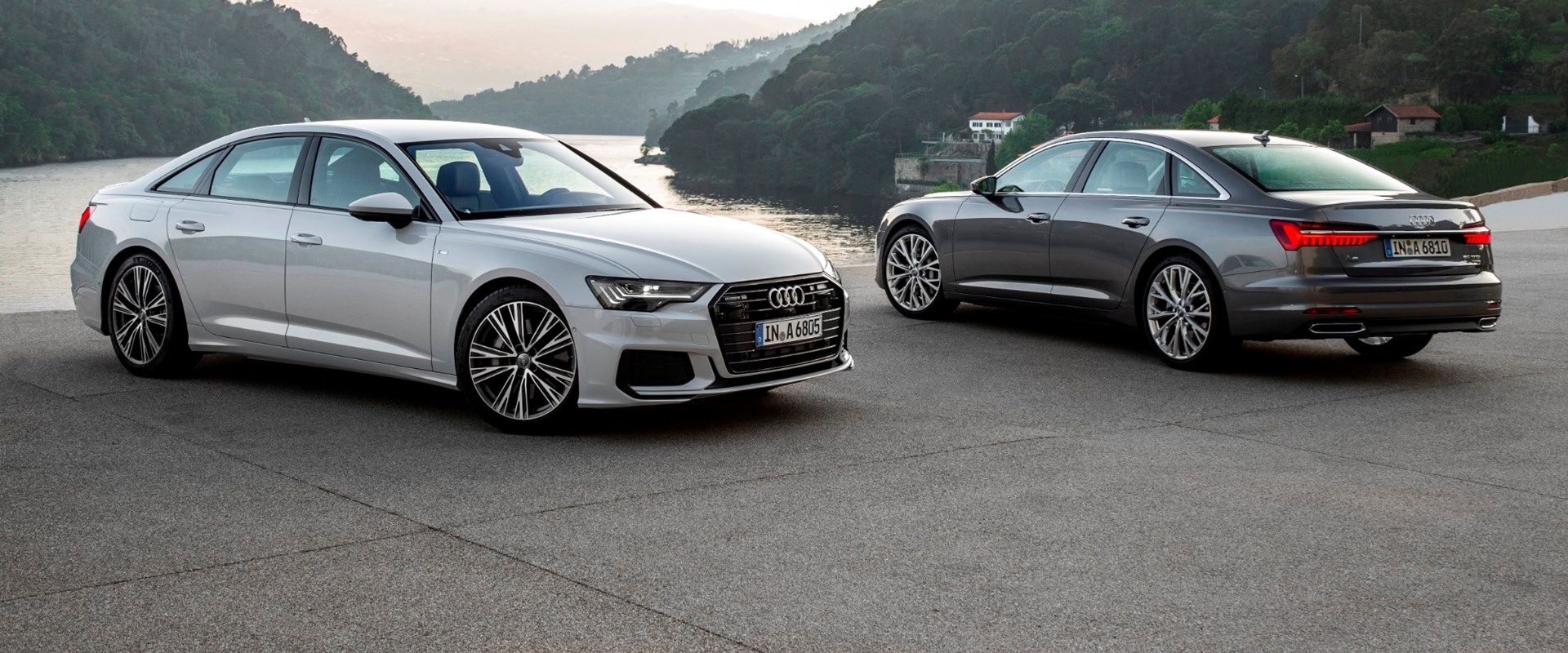 2019 Audi A6 First Drive Review Truly The A8 S Baby
