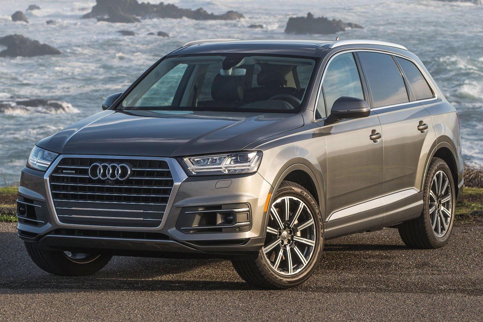 Audi Q Review Trims Specs And Price CarBuzz - Audi q7 car price