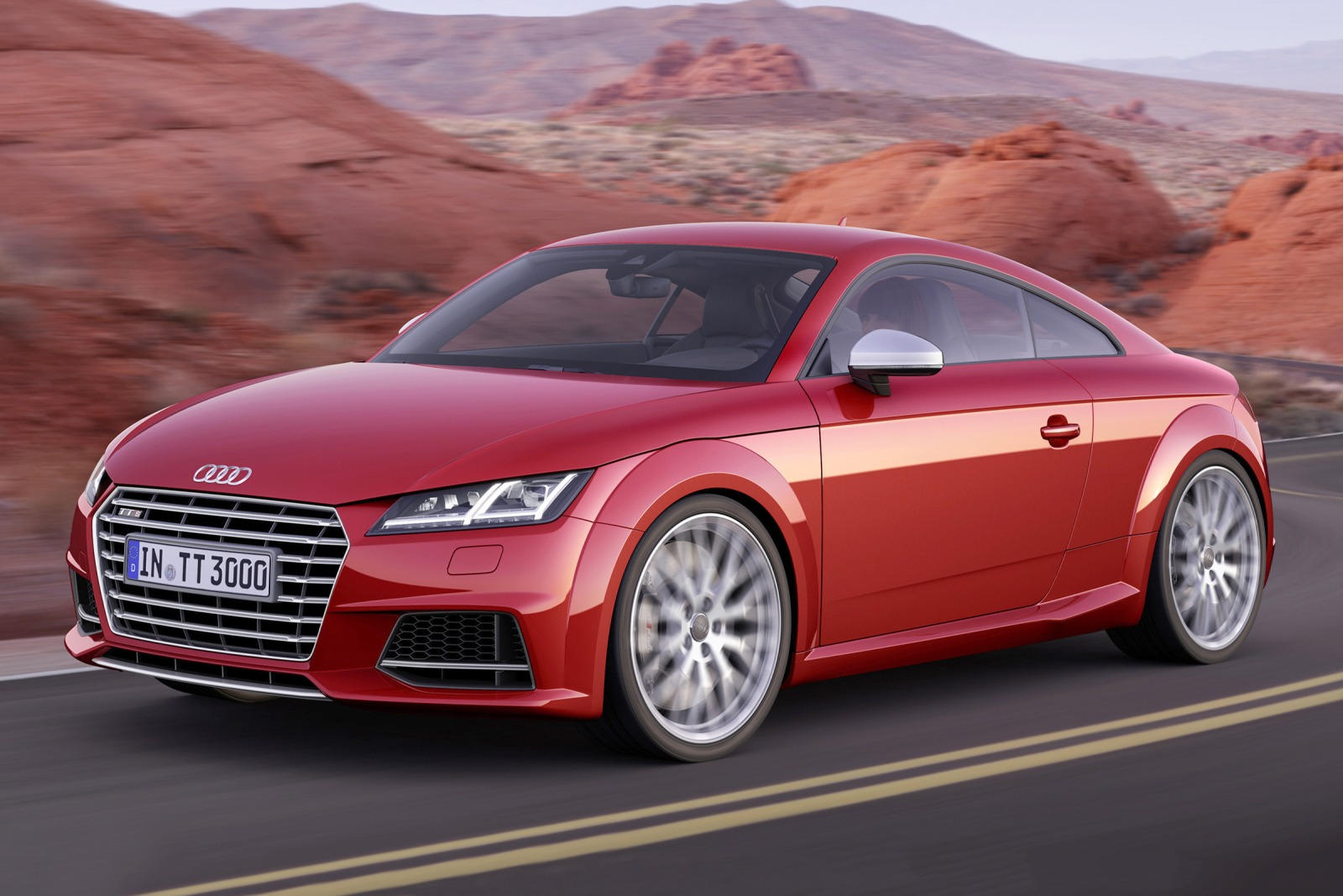 Audi TTS Coupe Review Trims Specs And Price CarBuzz - 2018 audi tt