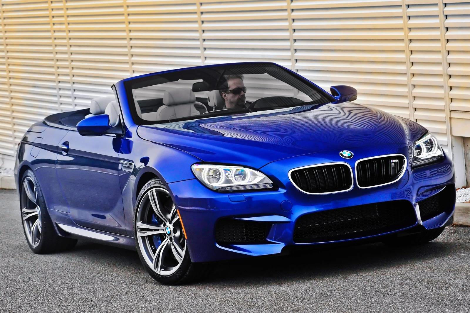 2018 BMW M6 Convertible Review Trims Specs And Price