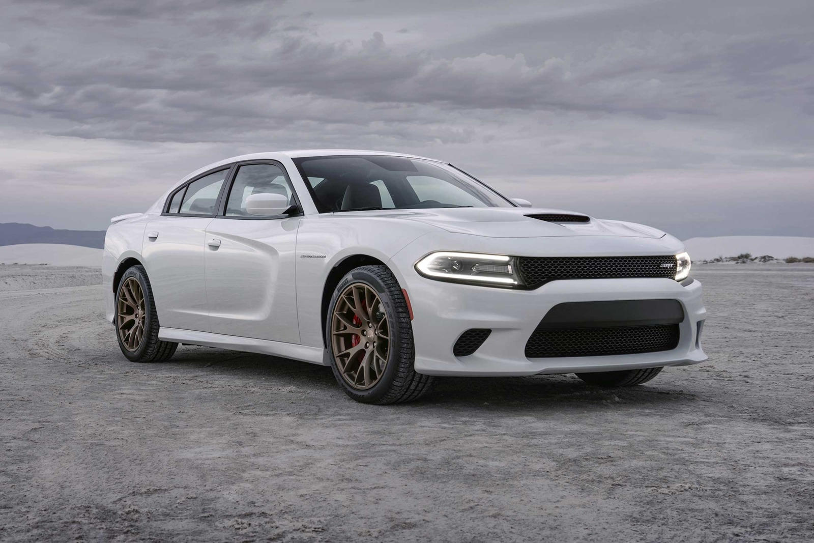 Dodge Charger Srt Hellcat >> 2018 Dodge Charger Srt Hellcat Review Trims Specs And Price Carbuzz