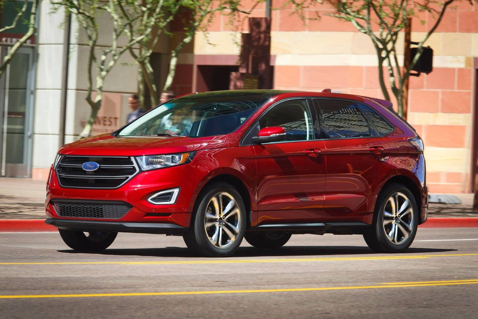 2018 ford edge suv review trims specs and price carbuzz. Black Bedroom Furniture Sets. Home Design Ideas