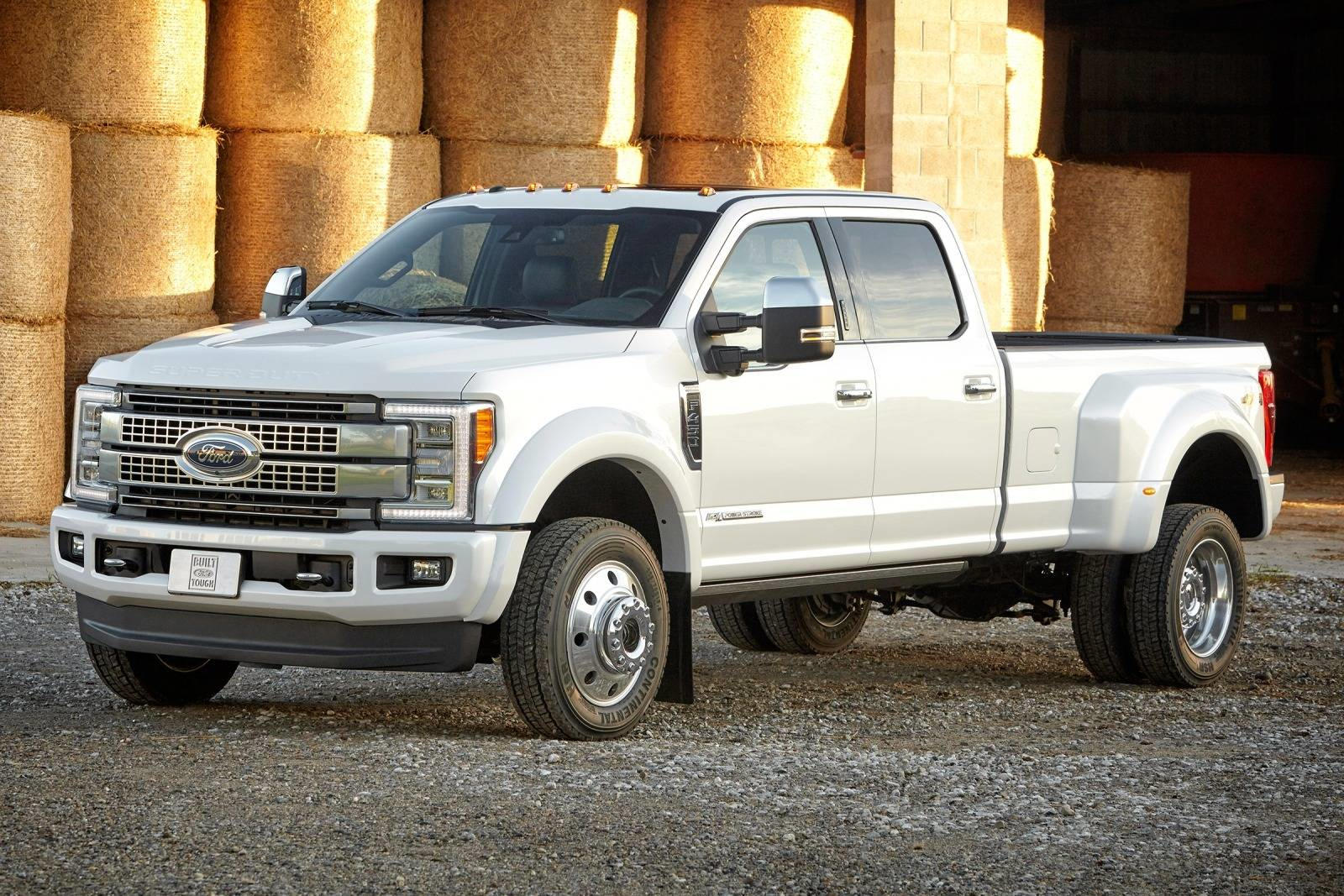 Ford F  Super Duty Supercab Review Trims Specs And Price Carbuzz