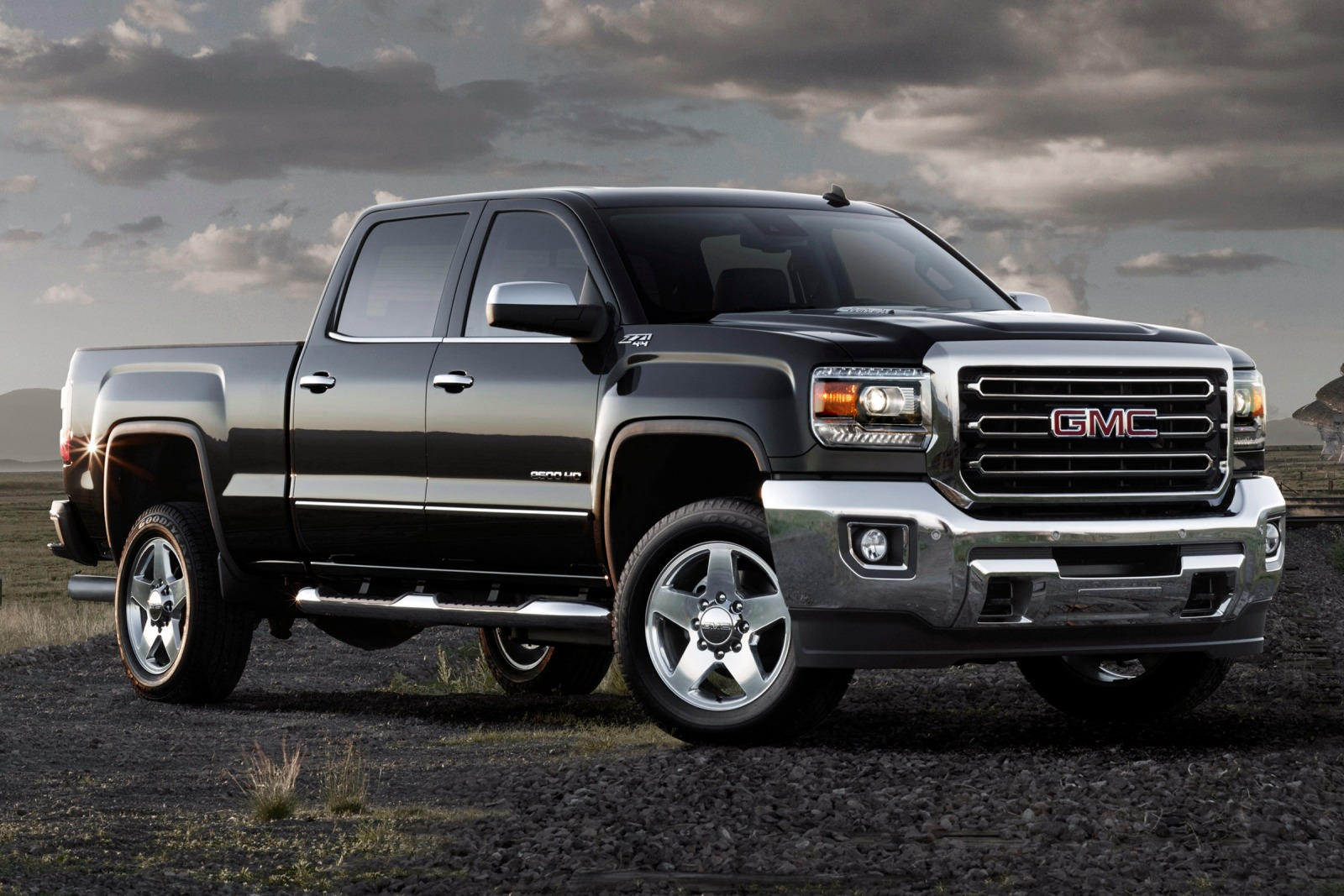 2018 GMC Sierra 2500HD Crew Cab Review, Trims, Specs and ...