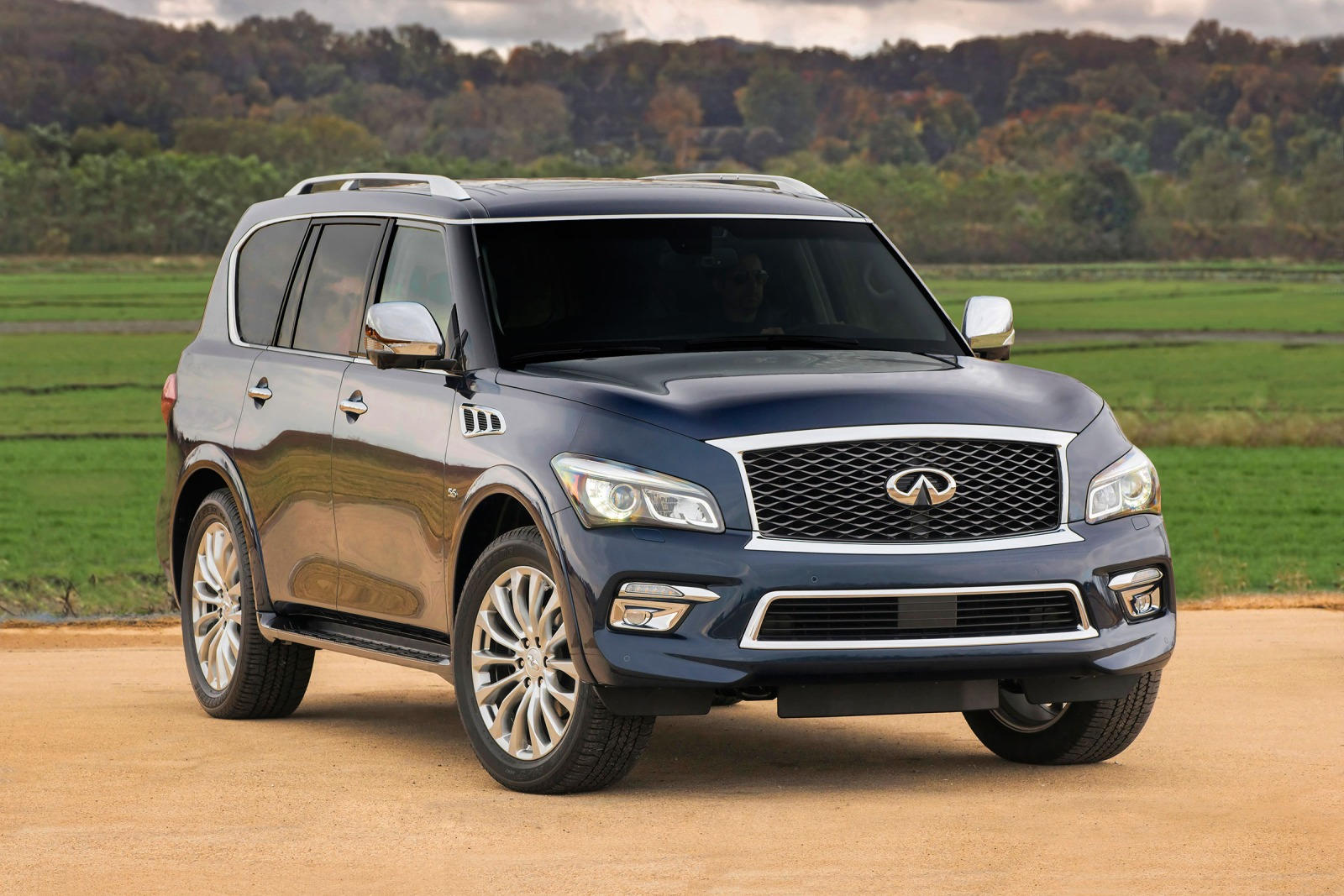 2018 infiniti qx80 review trims specs and price carbuzz. Black Bedroom Furniture Sets. Home Design Ideas