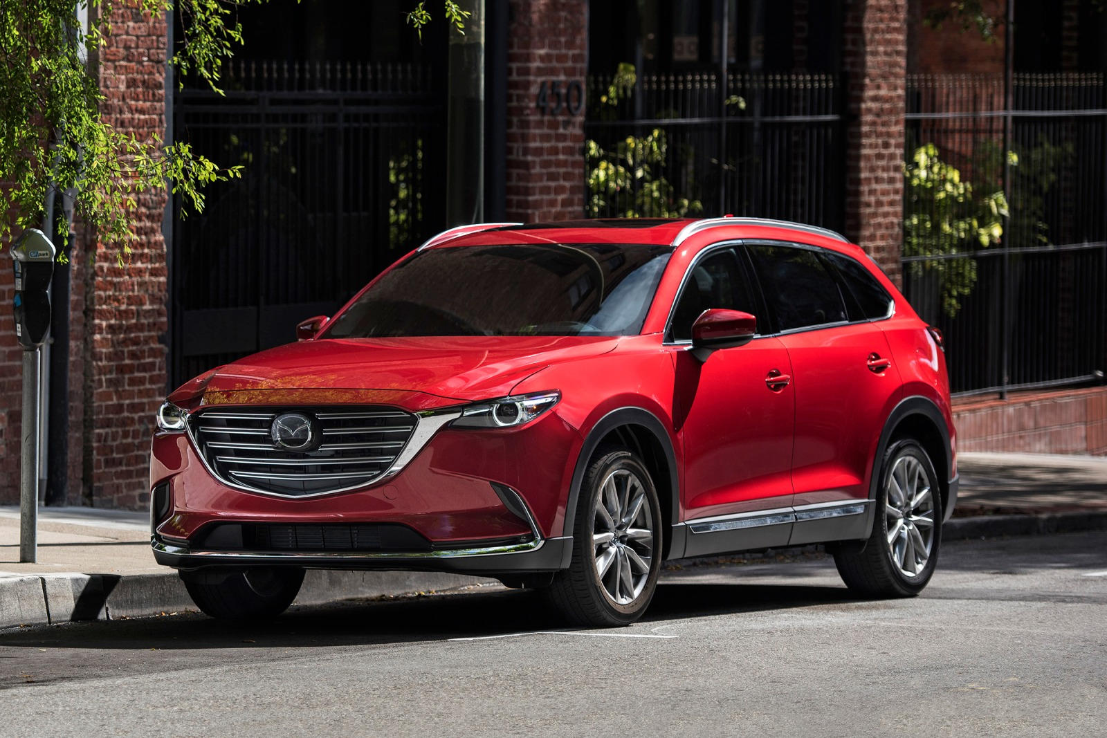 2018 Mazda CX-9 Review, Trims, Specs and Price - CarBuzz