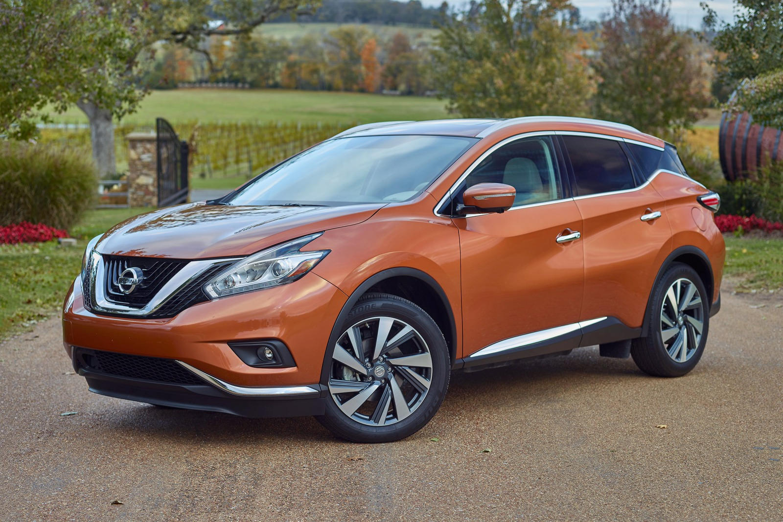 2018 Nissan Murano SUV Review, Trims, Specs and Price - CarBuzz
