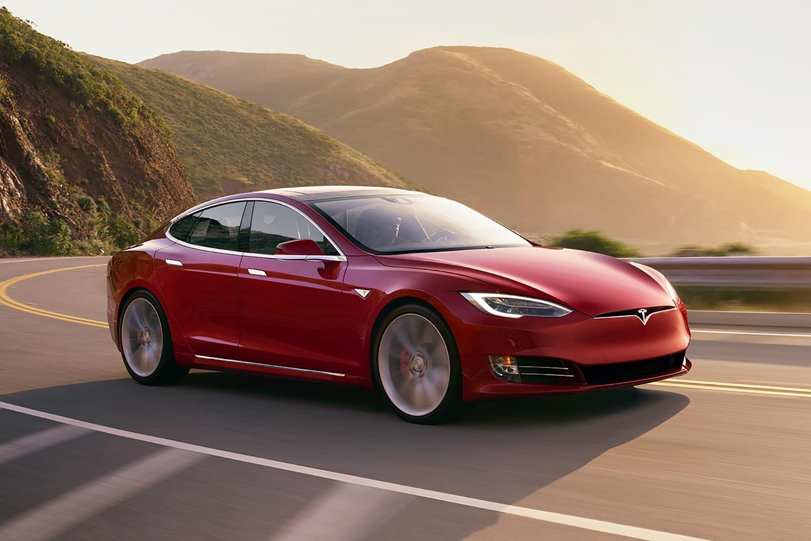 Tesla model s p100d ludicrous price
